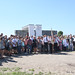 2017.07.30 Poświęcenie XXV Stacji Kalwarii Rokitniańskiej - Pragnę - ufundowanej przez mieszkańców Rokitna