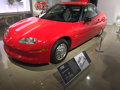 IMG_0392 (vxla) Tags: 2017 2010s vxla california travel summer september westcoast iphone losangeles petersenautomotivemuseum car automobile transportation museum museumrow miraclemile