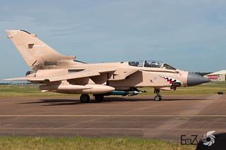 ZG750 Royal Air Force Panavia Tornado GR.4