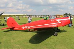 G-AISA (GH@BHD) Tags: gaisa avionsfaireytipsybsrs1 avions fairey avionsfairey tipsyb laa laarally laarally2017 aviation aircraft vintage historicaircraft