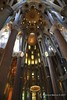 Temple Expiatori de la Sagrada Família (maurizio.merico) Tags: barcelona spagna ohhh catalogna cattedrale pic espana catalano eixample light wow interior navata luci summer estate
