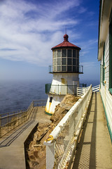 Point Reyes Lighthouse, California (nelights) Tags: pointreyeslighthouse pointreyeslight point pointreyes inverness california lighthouse usa