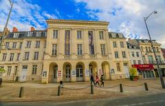 Théâtre d'Arras (Emilio Guerra) Tags: pasdecalais hautsdefrance locations lille nordpasdecalaispicardie eur2016 arras france