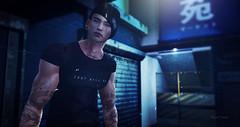 Slayer †88 (Slayer Tanaka) Tags: fashion taikou straydog ovh bolson kustom9 ks catwa tattoo gabriel nikotin beanie