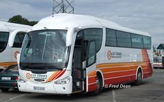 Bus Eireann SP37 (06D22755). (Fred Dean Jnr) Tags: scania pb irizar august2006 buseireann cietoursinternational sp37 06d22755 limerickdepot
