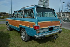 AMC JEEP Wagoneer Limited (pontfire) Tags: amc jeep wagoneer limited 1979 4x4 v8 4wheeldrive stationwagon break americancars v8cars voitureaméricaine pontfire américaine american car cars auto autos automobili automobile automobiles voiture voitures coche coches carro carros wagen worldcars classiccars oldcars antiquecars vieillevoiture automobiledecollection automobileancienne salonchampenoisduvéhiculedecollection lesbelleschampenoisesdépoque wagon sw riems reims
