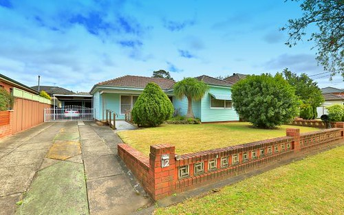 12 Albury St, Yagoona NSW 2199