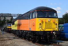 CR 56049 @ Old Oak Common Depot (ianjpoole) Tags: colas rail class 56 grid 56049 old oak common open day 2017