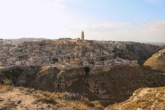 Matera, Italy. (Vincenzo Tursi) Tags: awesome italian europeancapitalofculture2019 europeancapitalofculture river oldtown stunningview stunning europa europe exploration explore town travel bestshot tones picture visuals visual cave caves canon view photographer scenery hills photography best followme follow likeme like grass rocks sun landscape sunset sassi borgo basilicata matera italia italy