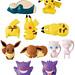 Pokemon Hasamundesu Clip Figure Memo Holder
