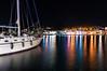 Nea Skioni (caki801) Tags: nea skioni meer more grcka greece boot schif segelboot light fotograf night dunkel