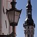 Old Lantern In Tallinn