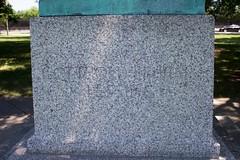 IMG_0012 A (mhellekjaer) Tags: 773 illinois chicago southside washingtonpark gottholdephraimlessing monument albinpolasek historicdistrict nationalregisterofhistoricplaces nrhp