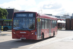 ML DEL2152 @ Heathrow Central bus station (ianjpoole) Tags: metroline alexander dennis enviro 200 lk65eao del2152 working route a10 heathrow central bus station uxbridge