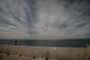 port de Dielette (21) (jolymaxime86) Tags: normandie plage mer see beach bateau boat sun soleil ombre shadow voile noir blanc black white maxime joly