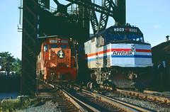 Amtrak F40PH 306 (Chuck Zeiler) Tags: amtrak f40 ph 306 railroad emd locomotive train chicago chuckzeiler chz