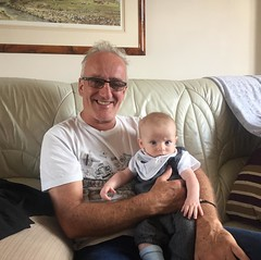 Big lad and his pops