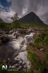 Glencoe, Scotland (Nikologia) Tags: escocia scotland paisaje cascada glencoe landscape