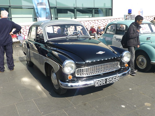 Wartburg_Coventry Transport Museum_Hales Street_Coventry_Apr17