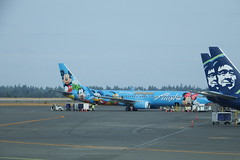 DSCF1180 (Tubagua) Tags: n318as alaska airlines disney commercial air planes airliners