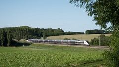 TGV EuroDuplex 824 (3UF) (SylvainBouard) Tags: sncf train railway tgv euroduplex 3uf