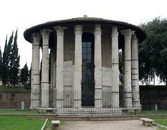 Temple of Hercules Victor / Temple d'Hèrcules Victoriós, Roma (Sebastià Giralt) Tags: roma rome italy italia romà roman romano arquitectura architecture temple templo columna column