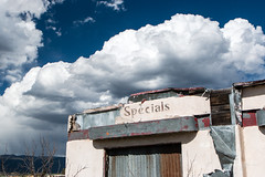 Abandoned cafe, Tierra Amarilla, NM (emeksv) Tags: newmexico abandoned architecture bestof places sell type losojos unitedstates us