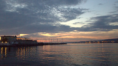 Muggia sunset . (Nelson-V.) Tags: