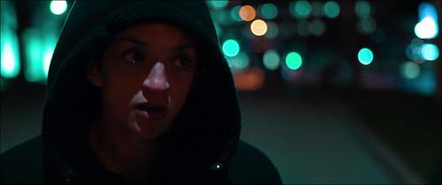 """Kim Scarfe in """"Brodown"""""""