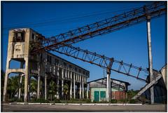 Cuba 2016 - Museo de Agroindustria Azucarero #2 (Ulster79) Tags: architektur himmel architecture industry outdoor sky caibarién villaclara cuba cu