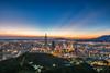 Taipei sunset (王韋証) Tags: sunset taiwan taipei taipei101 taipeicity taipeinight night city cityview view landscape photography 寫真 台灣 台北 夕陽 台北夜景 城市夜景 台北101 台北城
