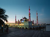 SALAM EIDUL ADHA 1438 (Abdul Manaf Yasin) Tags: fujifilm samyang xtrans classicchrome masjidkristal terengganu tamantamadunislam bluehour visitterengganuyear2017 copyrighted