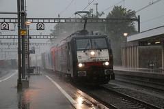 2017-08-18, CFF/MRCE, Langenthal (Fototak) Tags: train eisenbahn cargo sbbcffffs br189 re474 siemens switzerland mrce 189102 474008