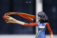 MSMv-18 (FaCharius) Tags: makeatripwithamod mtwm marvel legend universe 6inch avengers msmarvel kamalakhan