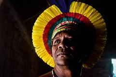 Guaranis (RODRIGO GAVINI COUTINHO) Tags: 2017 aldeia aracruz boaesperança brazil cacique cultura curimim es espiritosanto floresta guarani pajé piraqueaçu terra tradicional tradição tribo índio