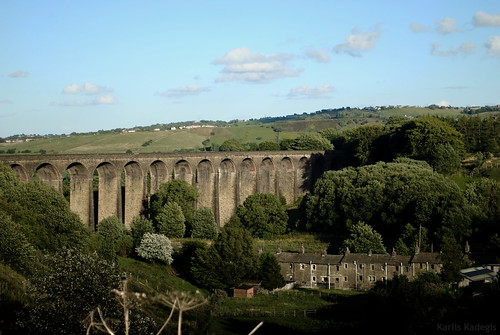 Thornton Viaduct, Yorkshire