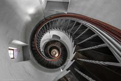 Staircase Fry (Sascha Gebhardt Photography) Tags: nikon nikkor d800 1424mm lightroom travel tour photoshop fototour fx cc denmark dänemark roadtrip reise reisen nordsee staircase stairs steps treppenhaus treppe