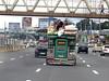 vegetables hauler (DOLCEVITALUX) Tags: jeep jeepney philippines canonpowershotsx50hs photojournalism