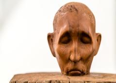 Figur in Holz (Frank Lindecke) Tags: nordart kunstwerk carlshütte wwwnordartde