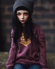 Parsimonious (IssyBJD✶) Tags: bjd abjd asian ball jointed doll iplehouse soo sd photography