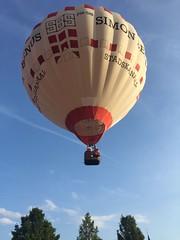 170827 - Ballonvaart Sappemeer naar Zuidlaarderveen 1