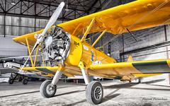 Boeing PT 17 Stearman (Flox Papa) Tags: florent péraudeau fp f p flox papa