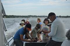 Beyond BOW Rockfishing (Maryland DNR) Tags: 2017 becominganoutdoorswoman beyondbow rockfishing charterboat tracyslanding annearundelcounty