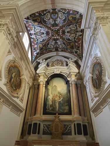 Iglesia da Misericórdia - Retablo mayor 2