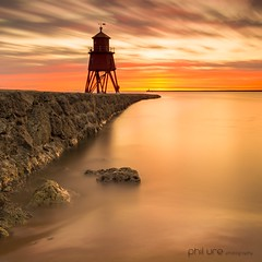 Watchful (Pureo) Tags: greatnorthrun southshields groyne littlehaven rivertyne tyneestuary northeast southtyneside rocks sunrise dawn autumn beach canon canon6d canondslr coast england exposure estuary goldenhour glow golden harbour jetty longexposure le leefilters landscape lighthouse northsea northeastengland pier quiet river seascape sea sky silky sand water waterscape h th