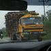 Road view in Riau