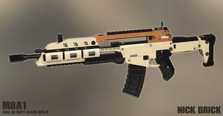M8A1 - Call of Duty: Black Ops II