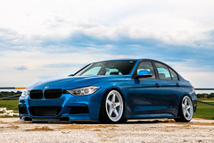 Render BMW F30 FF550