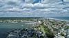 Bay Head Aerial (Thomas Kloc) Tags: atlanticcoast bayhead jerseyshore newjersey aerial beach clouds harbor houses seacoast seashore tomsriver unitedstates us