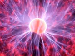 Plasma (shadowshador) Tags: plasma science energy plasmaenergy purple pink light matter fourthstateofmatter electrons hot ball art